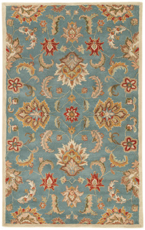 Jaipur Living Mythos Abers My18 Stone Blue Area Rug
