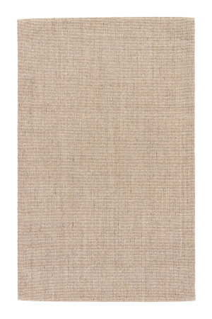 Jaipur Living Naturals Sanibel Daytona Nas03 Curry - Crème Brulee Area Rug