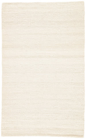 Jaipur Living Naturals Tobago Hutton Nat27 White Area Rug