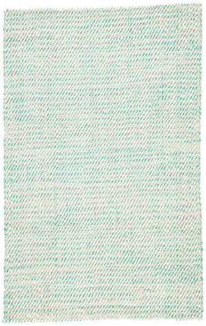 Jaipur Living Naturals Tobago Almand Nat29 White - Aqua Area Rug