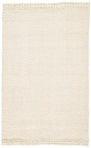 Jaipur Living Naturals Tobago Tracie Nat32 White Area Rug