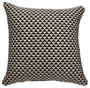 Jaipur Living National Geographic Home Collection Pillow Ng-24 Ngp36 Caviar