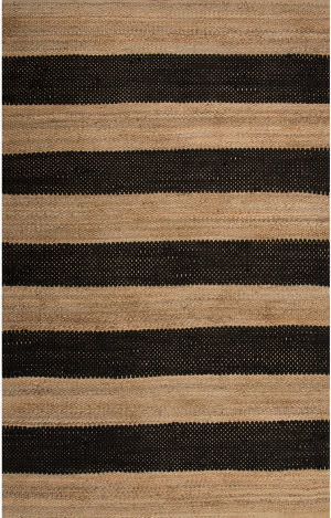 Jaipur Living Nolita By Kate Spade New York Seaside Stripe Nkn02 Black Area Rug