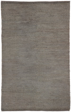 Jaipur Living Naturals Monaco Anthro Nlm08 Dark Gray Area Rug