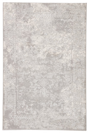 Jaipur Living Nashua Taftville Nsh10 White - Light Gray Area Rug