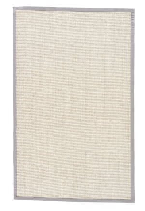 Jaipur Living Naturals Sanibel Plus Palm Beach Nsp04 Steel Gray - Rainy Day Area Rug