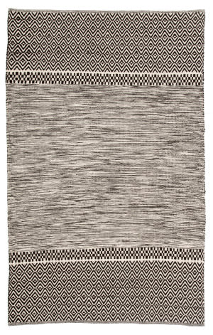 Jaipur Living Origins By Nikki Chu Canan Onc03 Black - Ivory Area Rug
