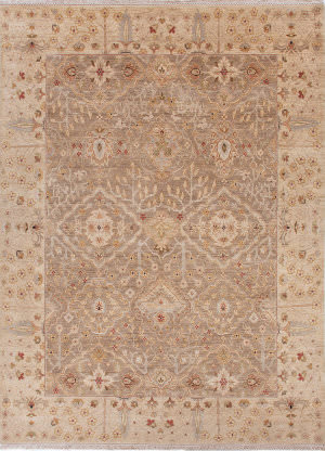 Jaipur Living Opus Allegro Op17 Oatmeal / Soft Gold Area Rug