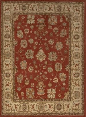 Jaipur Living Orient Agram Ore01 Picante - Pale Khaki Area Rug