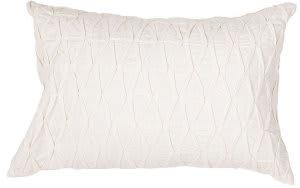 Jaipur Living Petal Pillow Pt01 Pet04 White Asparagus