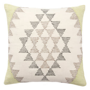 Jaipur Living Peykan Pillow Portales Pey01 White - Gray Area Rug