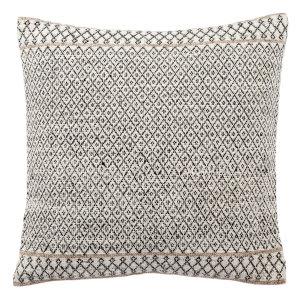 Jaipur Living Peykan Pillow Mariscopa Pey03 Ivory - Dark Gray Area Rug