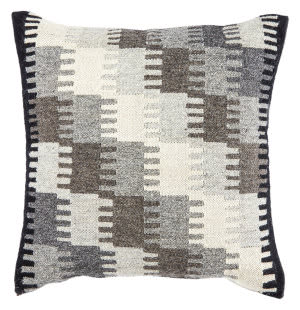 Jaipur Living Peykan Pillow Terzan Pey08 Turtledove - Bungee Cord