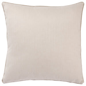 Jaipur Living Pilcro Pillow Rollins Plr01 Cream