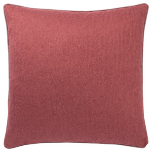 Jaipur Living Pilcro Pillow Rollins Plr03 Red