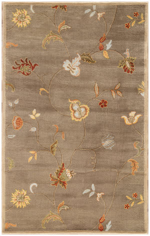 Jaipur Living Poeme Alsace PM01 Brindle - Cement Area Rug