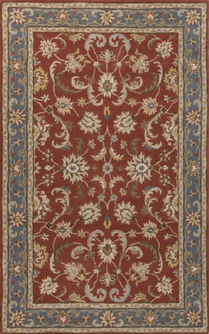 Jaipur Living Poeme Normandy Pm137 Rose Wood Area Rug