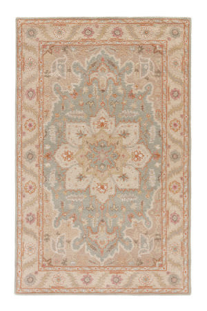 Jaipur Living Poeme Orleans PM50 Gray Mist - Cement Area Rug