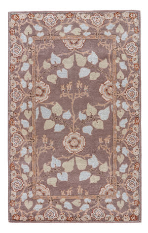 Jaipur Living Poeme Rodez Pm74 Steeple Gray - Baby Blue Area Rug