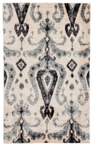 Jaipur Living Polaris Zenith Pol15 Blue - Black Area Rug