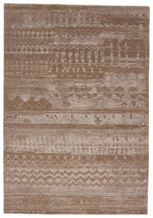 Jaipur Living Project Error Kavi Anthar Pre07 Kangaroo - Moon Rock Area Rug