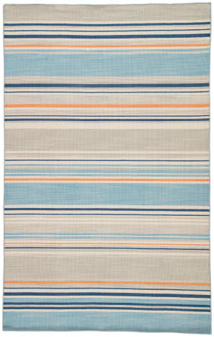 Jaipur Living Pura Vida Amistad Pv61 Angel Falls - True Blue Area Rug