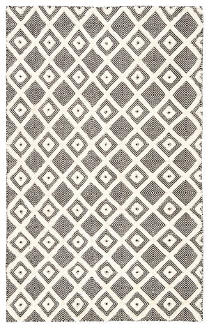 Jaipur Living Rebecca Bosc Rbc07 Ivory - Black Area Rug