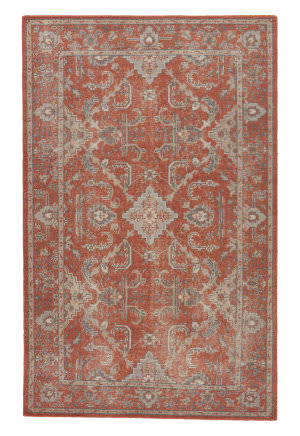 Jaipur Living Revolution Washington Rel01 Abbey Stone - Creme Brulee Area Rug