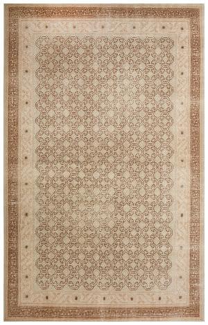 Jaipur Living Revolution Concord Rel03 Abbey Stone - Parchment Area Rug