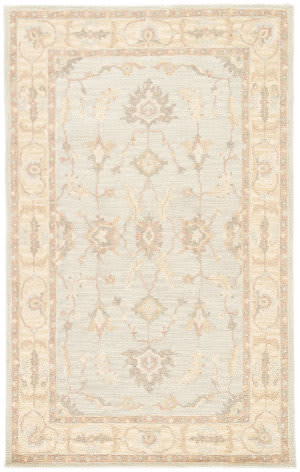 Jaipur Living Reverie Berko Rev07 Eggshell Blue and Moon Beam Area Rug