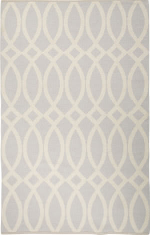 Jaipur Living Roosevelt By Kate Spade New York Loop De Loop Rkn04 Platinum Area Rug