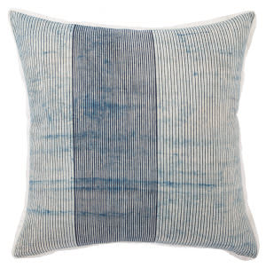 Jaipur Living Revolve Pillow Alicia Rov03 Blue - White