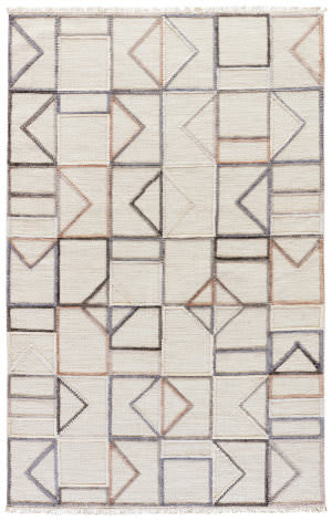 Jaipur Living Satellite Circuit Sat06 Turtledove - Steel Gray Area Rug