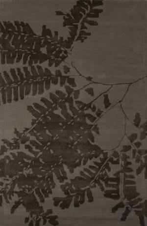 Jaipur Living Shadow Umbra Sho03 Abbey Stone - Teak Area Rug