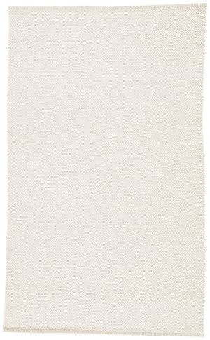 Jaipur Living Sigrid Shox Sig01 White - Light Gray Area Rug