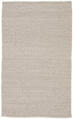Jaipur Living Sigrid Crestview Sig02 Taupe - White Area Rug