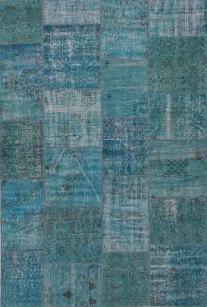 Jaipur Living Sketch Terrain Skh04 Turquoise Area Rug