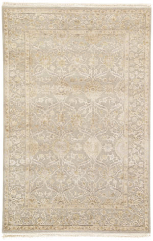 Jaipur Living Sterling Gilia Stl04 String - Charcoal Gray Area Rug