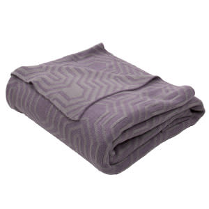 Jaipur Living Trinity Throw Tri-04 Tri09 Neutral Gray And Flint