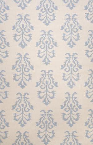 Jaipur Living Urban Bungalow Khalid Ub27 Gardenia - Powder Blue Area Rug