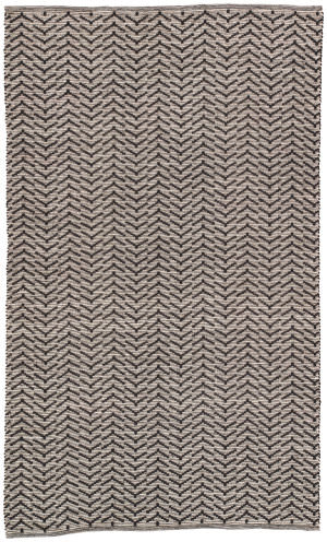 Jaipur Living Waveny Percey Wav06 Black - Cream Area Rug