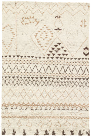 Jaipur Living Zuri Zamunda Zui05 Natural White Area Rug