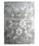 Rugstudio Sample Sale 69958R Dark Taupe Area Rug