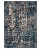 Jaipur Living Aireloom Cassatt Air06 Dark Blue - Ivory Area Rug