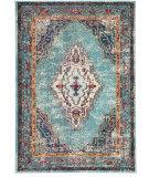 Jaipur Living Amuze Caba Amz10 Blue - Pink Area Rug