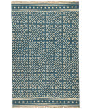 Jaipur Living Batik Lahu Bat03 Dark Denim - Silver Green Area Rug