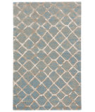 Custom Jaipur Living Blue Totten Bl157 Lead - Neutral Gray Area Rug