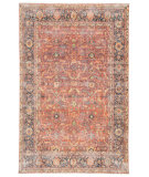 Jaipur Living Boheme Avonlea Boh04 Orange - Blue Area Rug