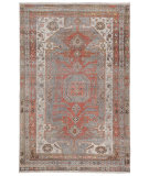 Jaipur Living Boheme Boh10 Palazza Gray - Orange Area Rug