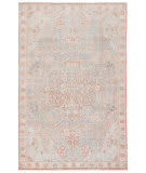 Jaipur Living Boheme Boh15 Fay Orange - Light Blue Area Rug
